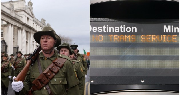 Poll: Do you think the Luas drivers are right to strike today and tomorrow?