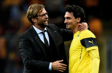 Hummels: 'We are simply desperate to beat Klopp. We have to beat him'