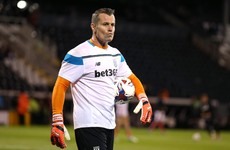 Shay Given could be handed Euro 2016 boost after colleague's misfortune