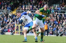 Cooper and Donaghy roll back the years as Kerry ease to comfortable away win