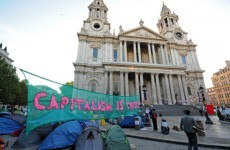 St Paul's drops eviction action against Occupy LSX protest
