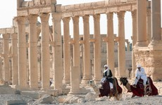 The ancient city of Palmyra could be restored in 5 years