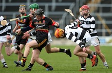 Kilkenny's St Kieran's lift Croke Cup title as Limerick's Ardscoil fall just short again
