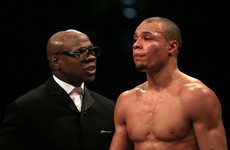 Eubank told son to stop hitting opponent's head