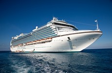 Woman rescued after trying to swim to cruise ship