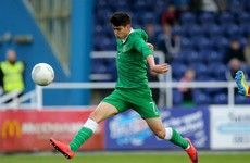 Callum O'Dowda strike not enough as Ireland beaten in Slovenia