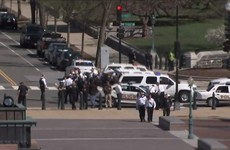 Police officer shot at US Capitol Hill