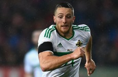 Northern Ireland make history with win over Slovenia
