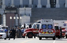 Man shot by US police after drawing weapon on Capitol Hill