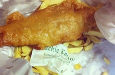 Here's why Jackie Lennox is hands down the best chipper in Cork