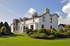 This seven-bedroom manor house on a 17-acre site could be yours