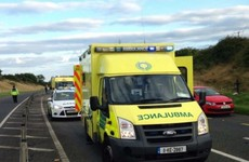 Up to 14 vehicles involved in serious crash in Cork