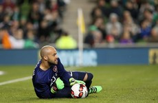 'I've grown up with him since I was 15' – Darren Randolph gutted for Rob Elliot