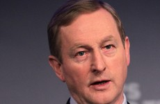 Enda warns independents: It's a Fine Gael minority or a second election