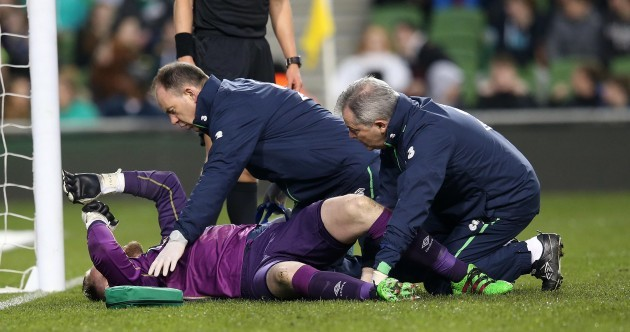 Rob Elliot ruled out of Euro 2016 as Newcastle confirm his season is over