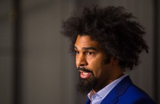 David Haye to donate cut of money from next fight to help hospitalised Blackwell