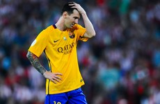 Lionel Messi under fire for 'humiliating' boot donation