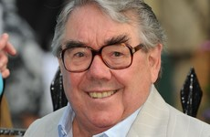 Comedian Ronnie Corbett has died, aged 85