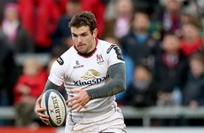 Payne named fullback as Ulster aim to scrap back in to Pro12 playoff spots