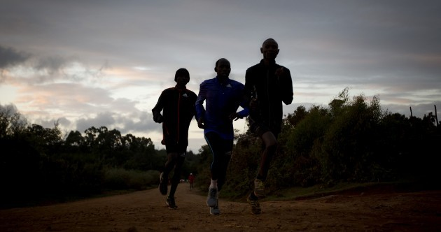 Inside the elite running camp where world champions train