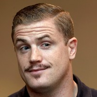 Big Mo: Our favourite sporting soup strainers from Movember 2010