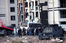 Seven police killed by rebel bomb attack in Turkey's Kurdish south