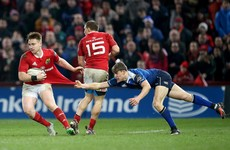 Midfield playmaker Scannell a bright prospect for Munster's future
