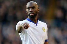 Leeds striker given eight-game ban for biting Fulham defender