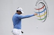 Nasty Rory is trumping Nice, so you can bet he means business at Augusta