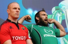 In video: Ireland's European hopefuls look forward to Heineken Cup bid