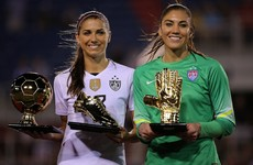 Hope Solo among World Cup winners suing US Soccer over 'wage disparity' for women players