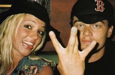 Britney Spears shared an excellent #tbt photo of herself and Leo DiCaprio… it's The Dredge
