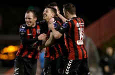 Bohs down the Town at Dalyer thanks to quick-fire first-half strikes