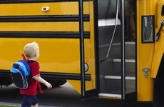 CIA accidentally left explosive material under school bus