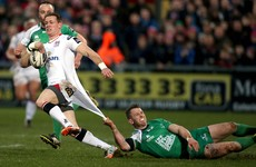 Kiss full of love for Ulster's true grit as he hints at Tommy Bowe return