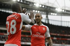Gunners ease to comfortable win against Watford as they remain in title hunt