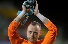 Schlingermann saves penalty and a point for Sligo Rovers against City