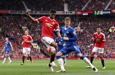 As it happened: Manchester United v Everton, Premier League