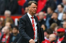Van Gaal: I think it was more or less a stolen victory