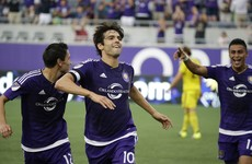 A goal and 2 assists - Kaka produced a masterclass for Orlando City last night