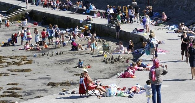 Most of Ireland's beaches get an A+ for water quality. Is yours one of them?