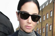 Former X Factor judge Tulisa banned from driving for 15 months