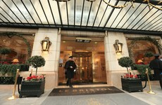 British businessman denies intentionally killing wealthy girlfriend in luxury Paris hotel