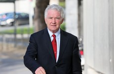 Sean FitzPatrick wants a different judge to hear his trial
