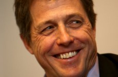 Who's the mammy? Hugh Grant becomes a father