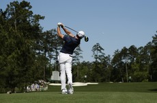 Rory McIlroy hits hole-in-one at Augusta
