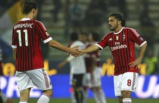 'Ibrahimovic threw Gattuso into a bin at Milan'