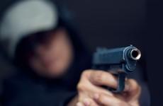 Lone gunman robs south Dublin store