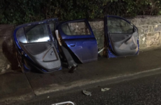 Four hospitalised after road collision in north Dublin