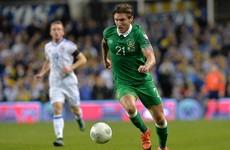 Hendrick the latest Irish footballer to suffer fresh injury blow